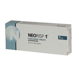 Снимка на Неорисп таблетки 2 мг х 30