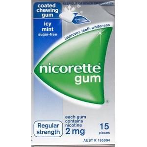 Снимка на Никорет 2 мг. х 30